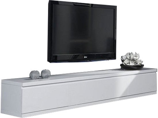 Bolcom Davidi Design Heron Tv Meubel Wit Hout