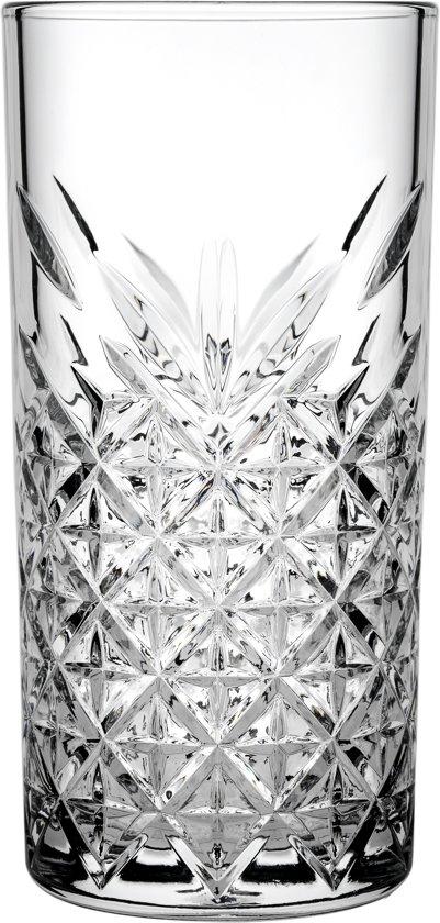 Pasabahce Timeless Longdrinkglas 45 cl - 12 stuks