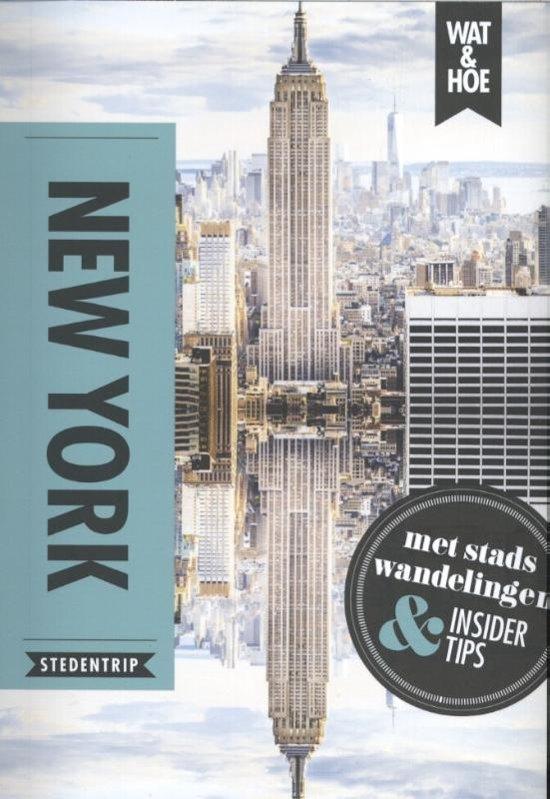 Wat & Hoe Stedentrip - New York