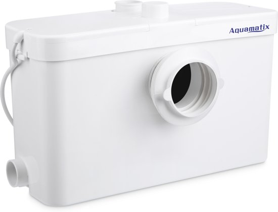 Aquamatix Excellencia 3 toilet broyeur vermaler vergruizer