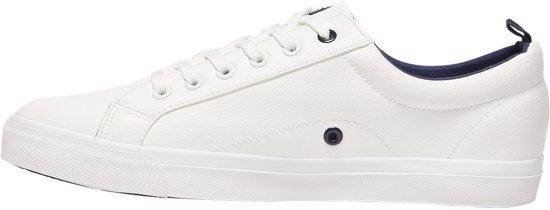 Heren Sneaker Maat Vetersluiting Venice 42 Witte 7pxWw
