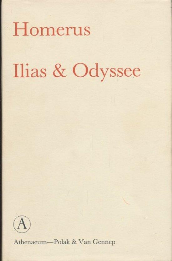 Ilias En Odyssee Vertaling Ma Schwartz Boek Pdf