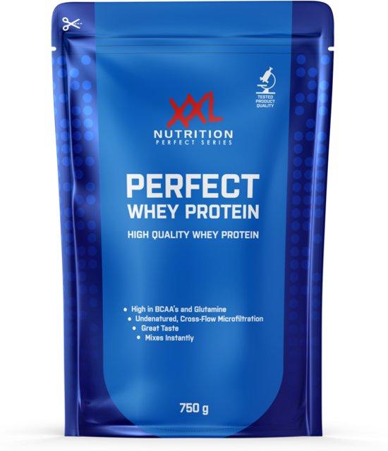 XXL Nutrition Perfect Whey Protein - Eiwitshake - 4000 gram - Banaan