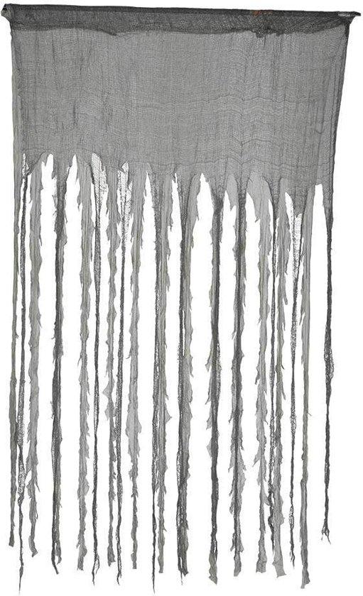 Halloween Gordijn Zwart 190x150cm