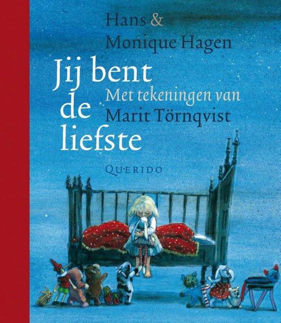 Bolcom Jij Bent De Liefste Monique Hagen 9789045100142