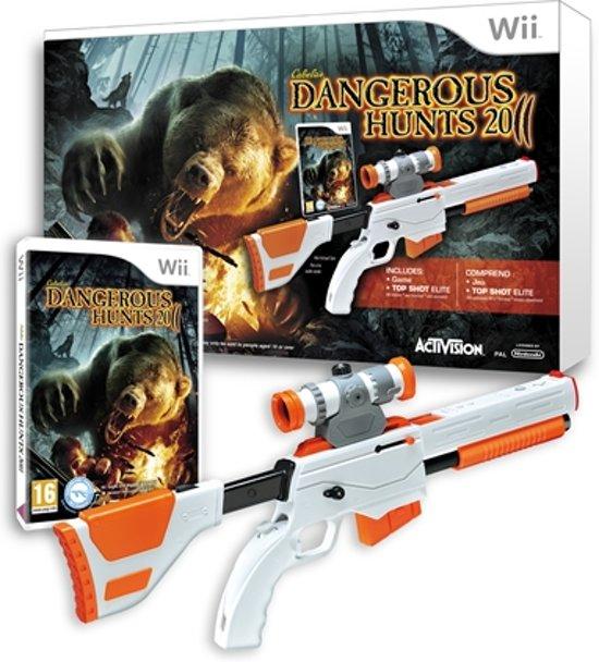 Cabela's Dangerous Hunts 2011 + Gun kopen