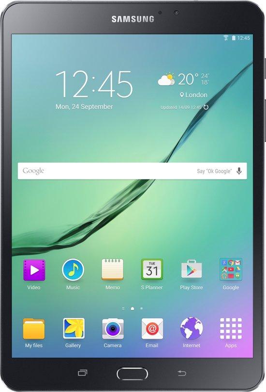 Samsung Galaxy Tab S2 SM-T719 tablet Qualcomm Snapdragon MSM8976 32 GB 3G 4G Zwart