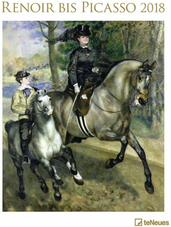 Renoir bis Picasso Posterkalender 2018