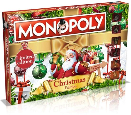 Monopoly Christmas Edition