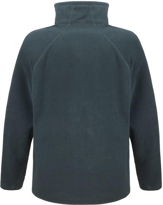 Maat Basic Kleur Microfleece Xs Dennengroen Laag Vest Senvi Thermisch Fleece anqWH4wwT