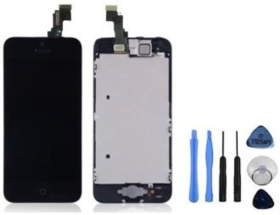 iPhone 5C scherm - touchscreen - digitizer - LCD - onderdeel