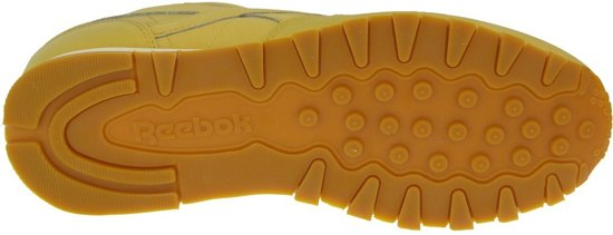 44 5 Reebok Wheat Cl Geel Maat Leather wnRpCxq