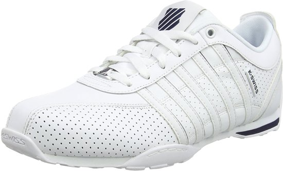 39 swiss Maat K 5 Arvee Heren 1 2 Sneakers Wit 1 8RxR4nqw