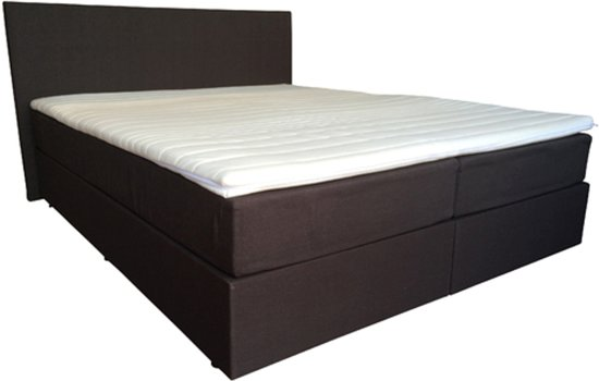Topper 180x200 Boxspring.Bol Com 2 Persoons Boxspring 180x200 Compleet Met
