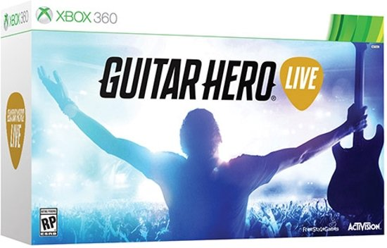 Activision Guitar Hero Live Bundle, Xbox 360