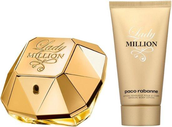 Paco Rabanne Lady Million Gift Set 2 st.