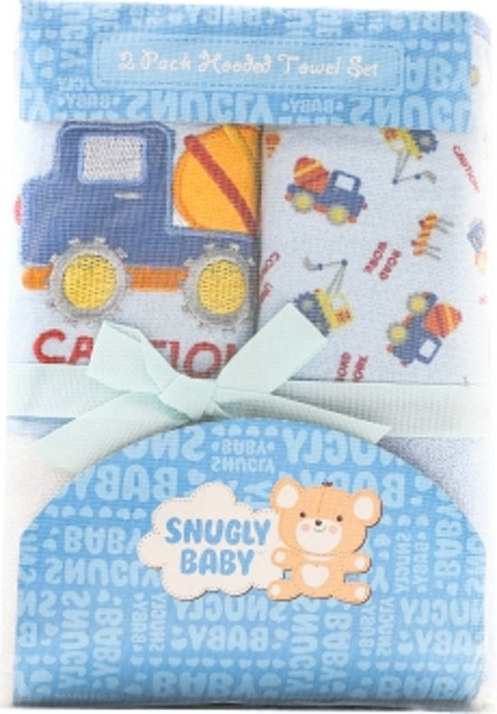 Baby - Geschenkset - Badcape