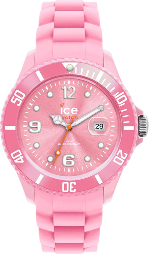 Ice-Watch Ice-Forever Pink-Mini SI.PK.M.S.13 - Horloge - Roze-  30 mm