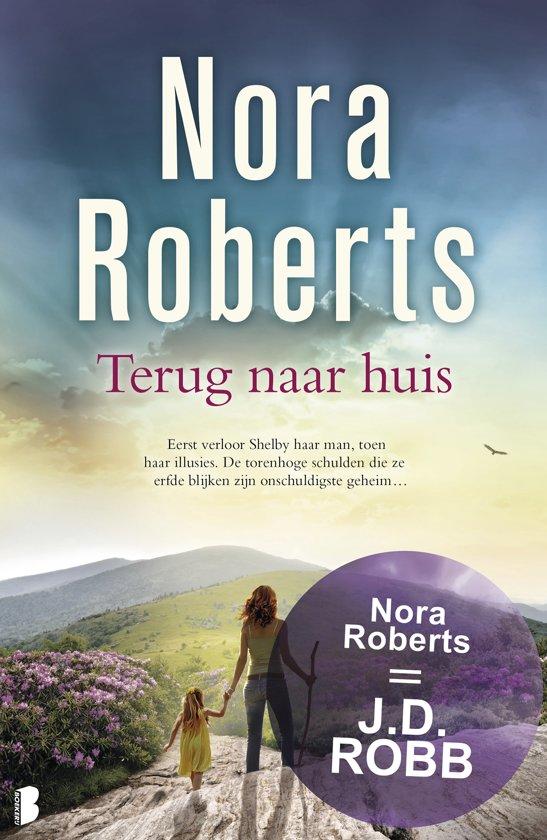 Terug naar huis - Nora Roberts