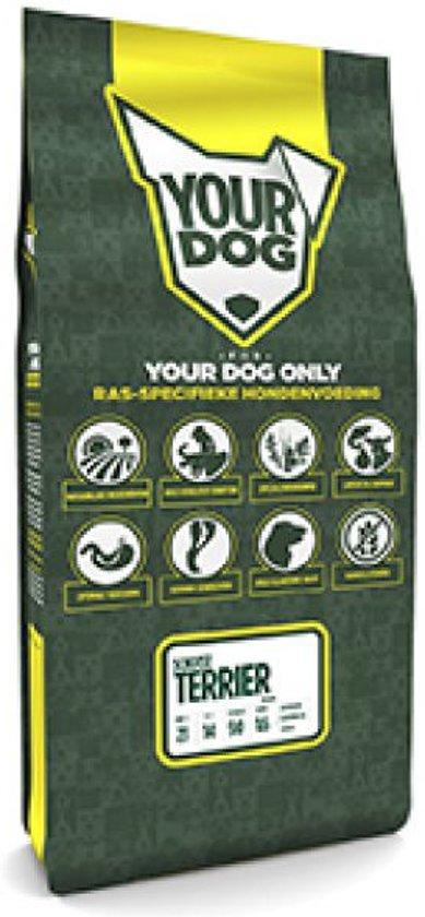 Yourdog schotse terriã?r hondenvoer pup 12 kg