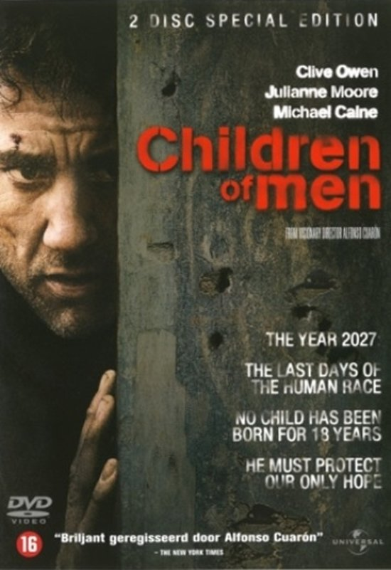 Children Of Men (2DVD)