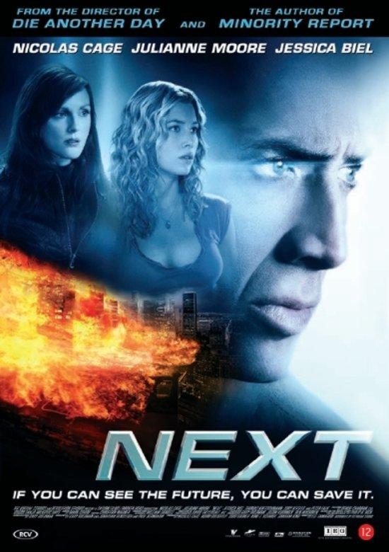 Cover van de film 'Next'