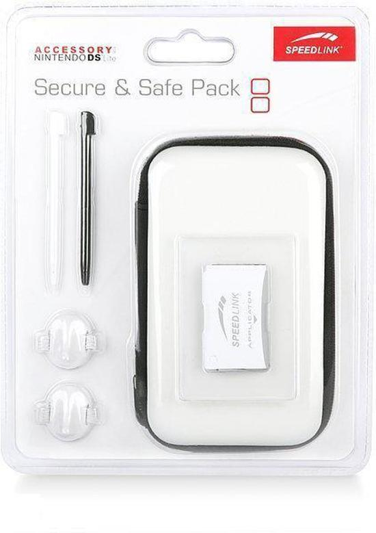 DSi Secure & Safe Pack - Wit