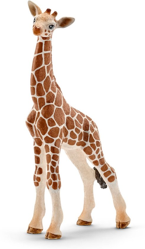 Baby Giraffe van Schleich