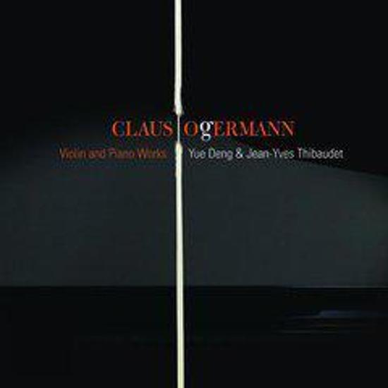 Claus Ogermann: Works for Violin & Piano