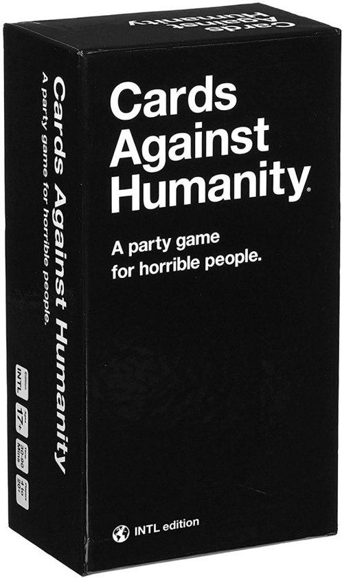 Afbeelding van Cards Against Humanity International Edition - Kaartspel speelgoed