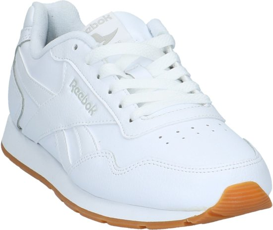 09d2a869873 bol.com   Reebok - Royal Glide - Sneaker laag sportief - Dames - Maat 37 -  Wit - White/Steel/Gum