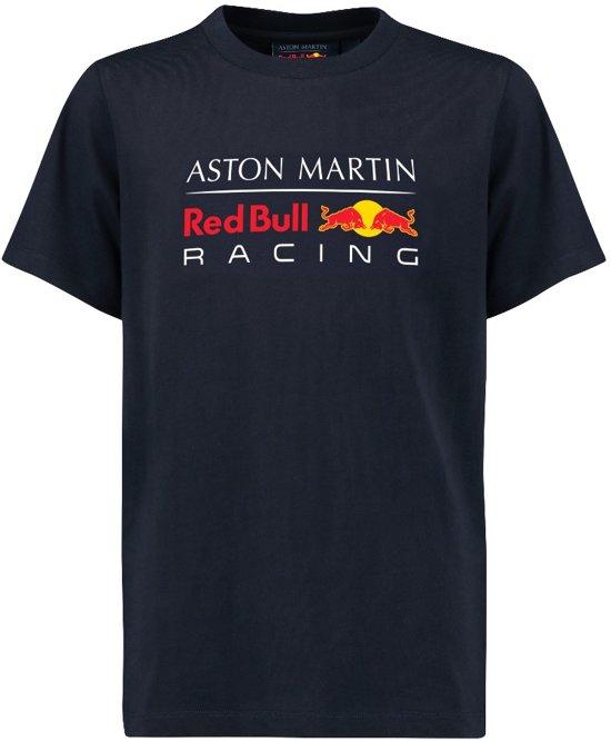 Red Bull Racing kids shirt 2019 Large Logo 128