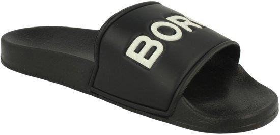 Zwart Heren Björn 0999 Harper Badslippers Ii Borg M 6wXHfZ