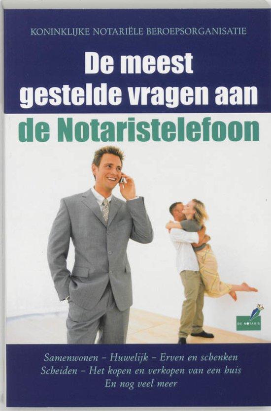notaris telefoon