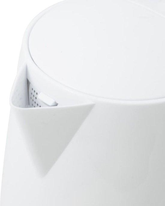 Inventum Snoerloze waterkoker 1,7 L 2200 W wit HW217W