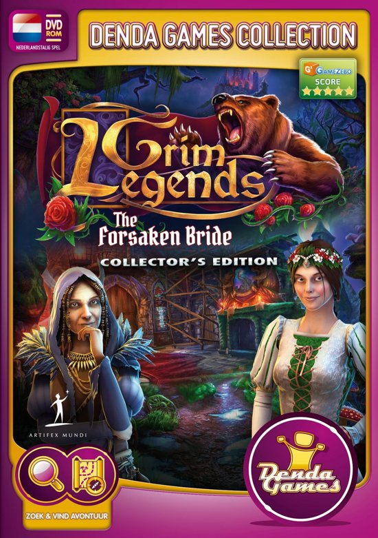 Grim Legends - The Forsaken Bride (Collector's Edition) - Windows