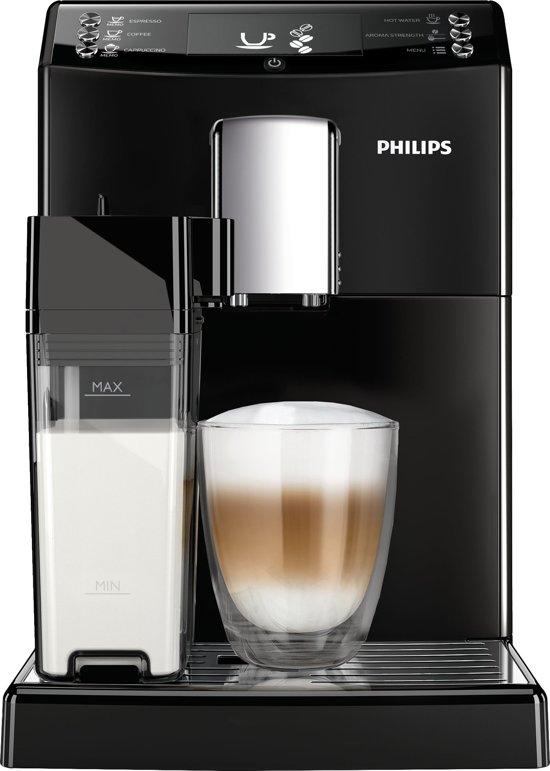 Philips 3100 serie EP3550/00 - Espressomachine - Zwart