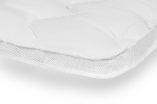 Sleeptime 3D AIR Hotel Matras Topper White-180 x 210 cm