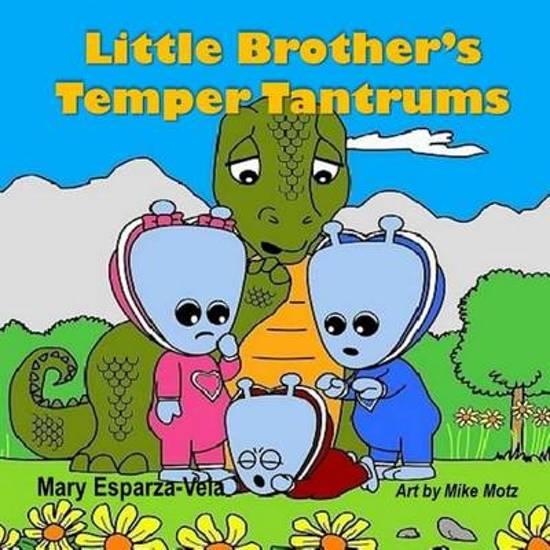 Little Brother's Temper Tantrums