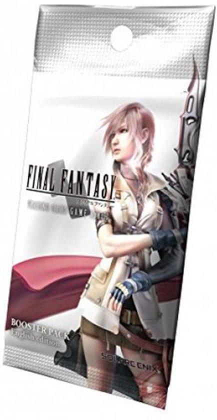 Afbeelding van het spel Final Fantasy Trading Card Game - Opus 1 Booster