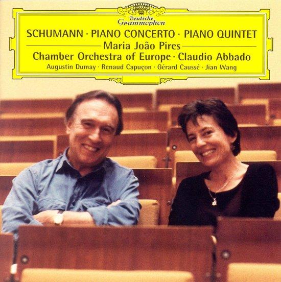 Piano Concerto Schuman. Piano Quintet