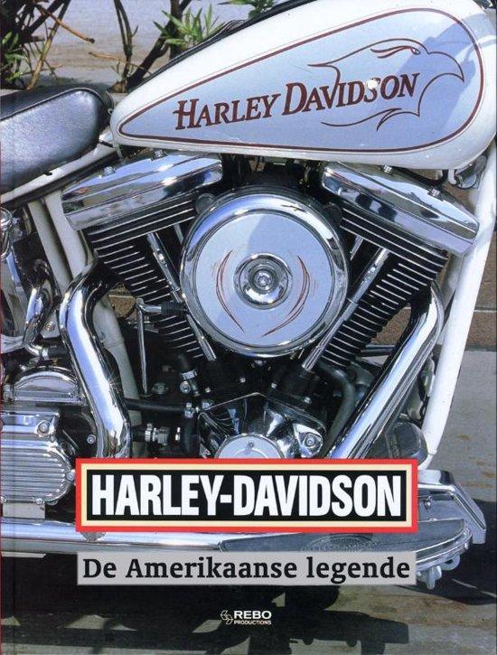 Cover van het boek 'Harley Davidson' van Jim Lensveld