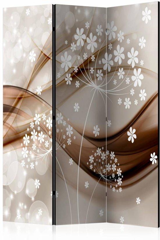 Vouwscherm - Verhaal van de Lente 135x172 cm
