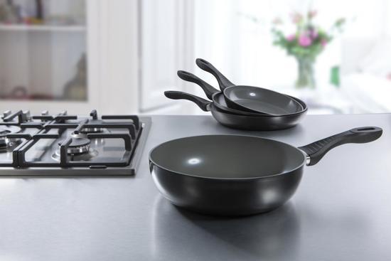 BK Easy Basic Ceramic Wokpan 28 cm