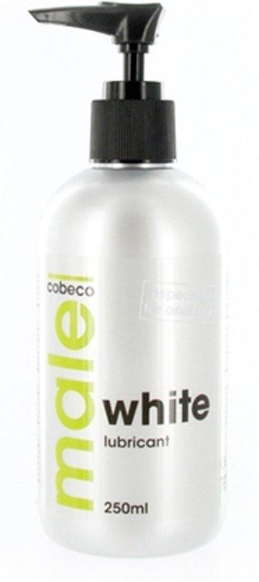 male MALE - White Lubricant (250ml)