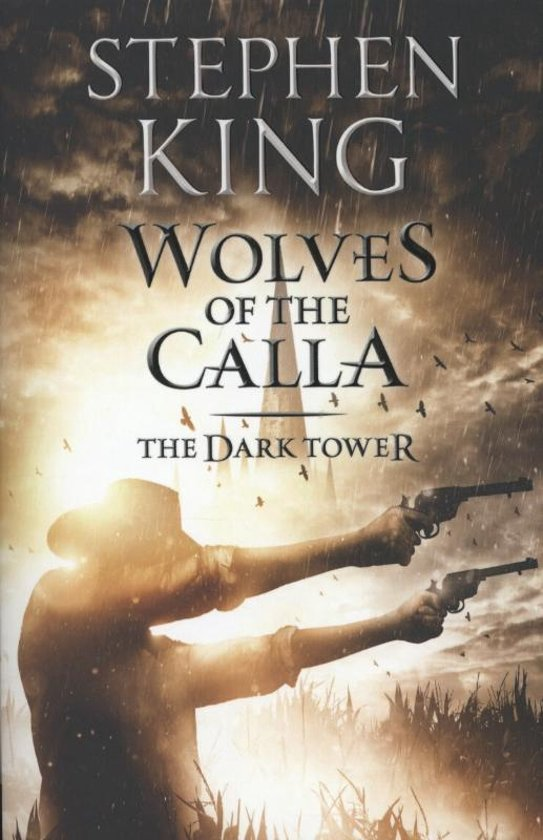 The Dark Tower 5 - Wolves of the Calla
