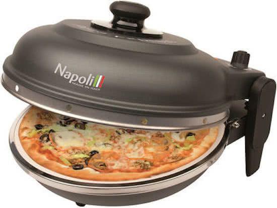 Pizzaoven Optima Napoli - Grijs