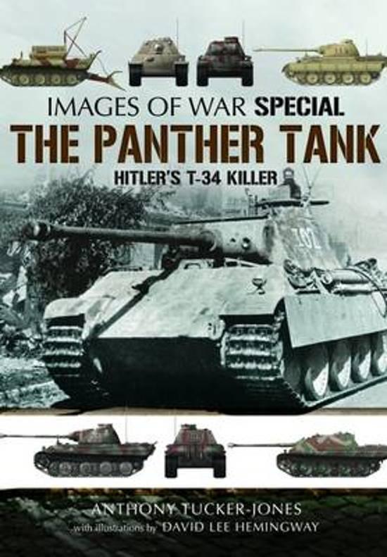 Boek cover The Panther Tank van Anthony Tucker-Jones (Paperback)