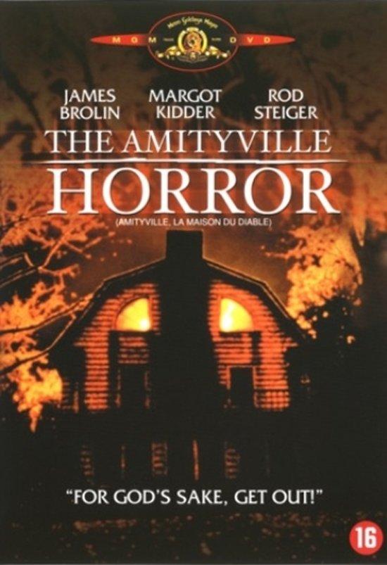 Cover van de film 'Amityville Horror'