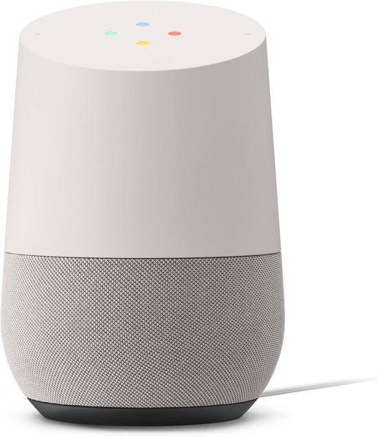 Google Home - Smart Speaker / Wit / Nederlandstalig